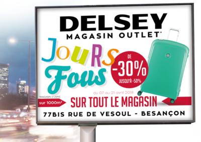 DELSEY JOURS FOUS AVRIL 2018