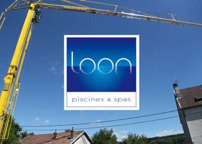 REPORTAGE PHOTO LOON PISCINES ET SPAS