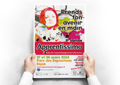 AFFICHAGE DIGITALE CCI CÔTE D'OR